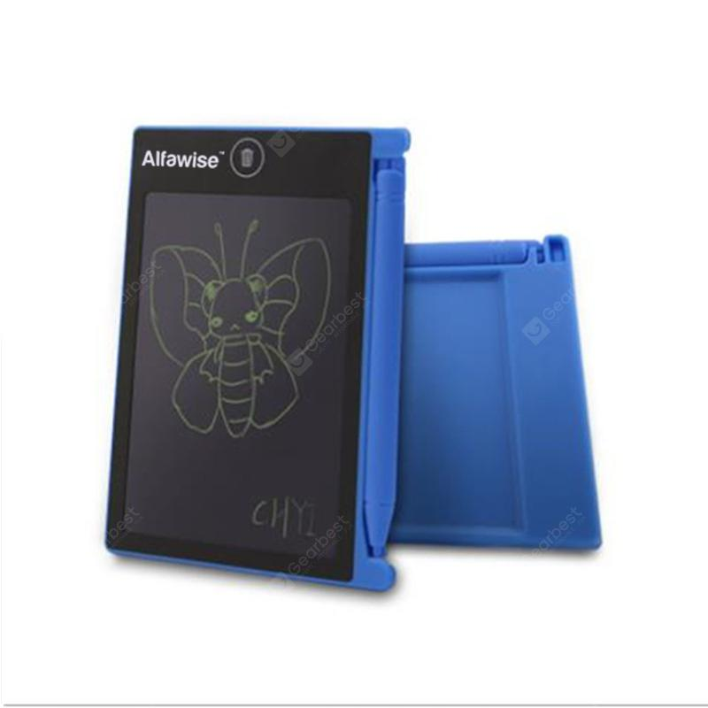 Alfawise 4.4 inch Digital LCD Writing Tablet High-definition Brushes Handwriting