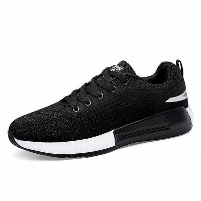 Popular Men Fashion Running Casual Shoes Breathable Male Sneakers