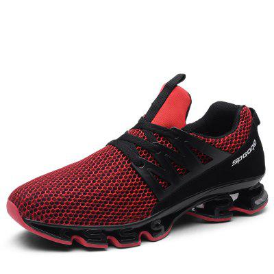 Running Couple Shoes Trainers Men Jogging Plus Size Outdoor Athletic Sneakers