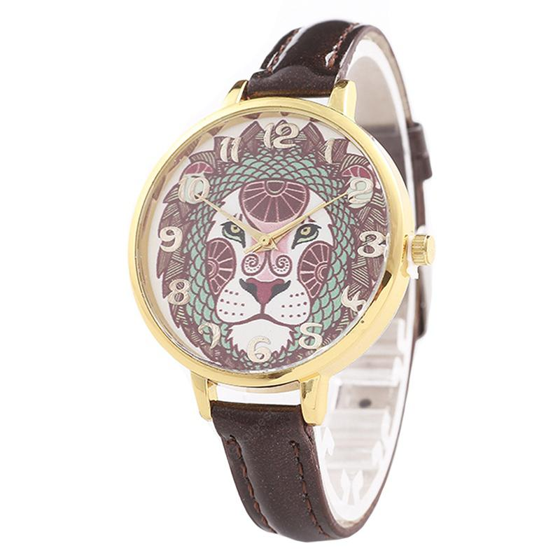 Cartoon Animal Quartz Women Watch