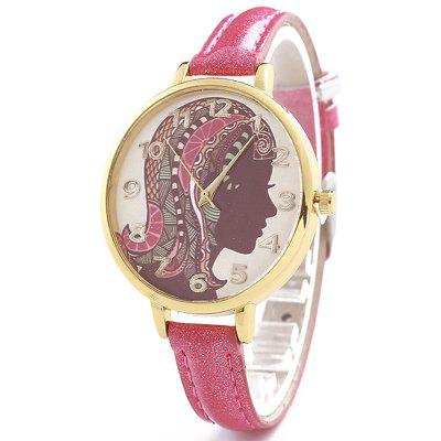 Fashion Beauty Women Leisure Watch
