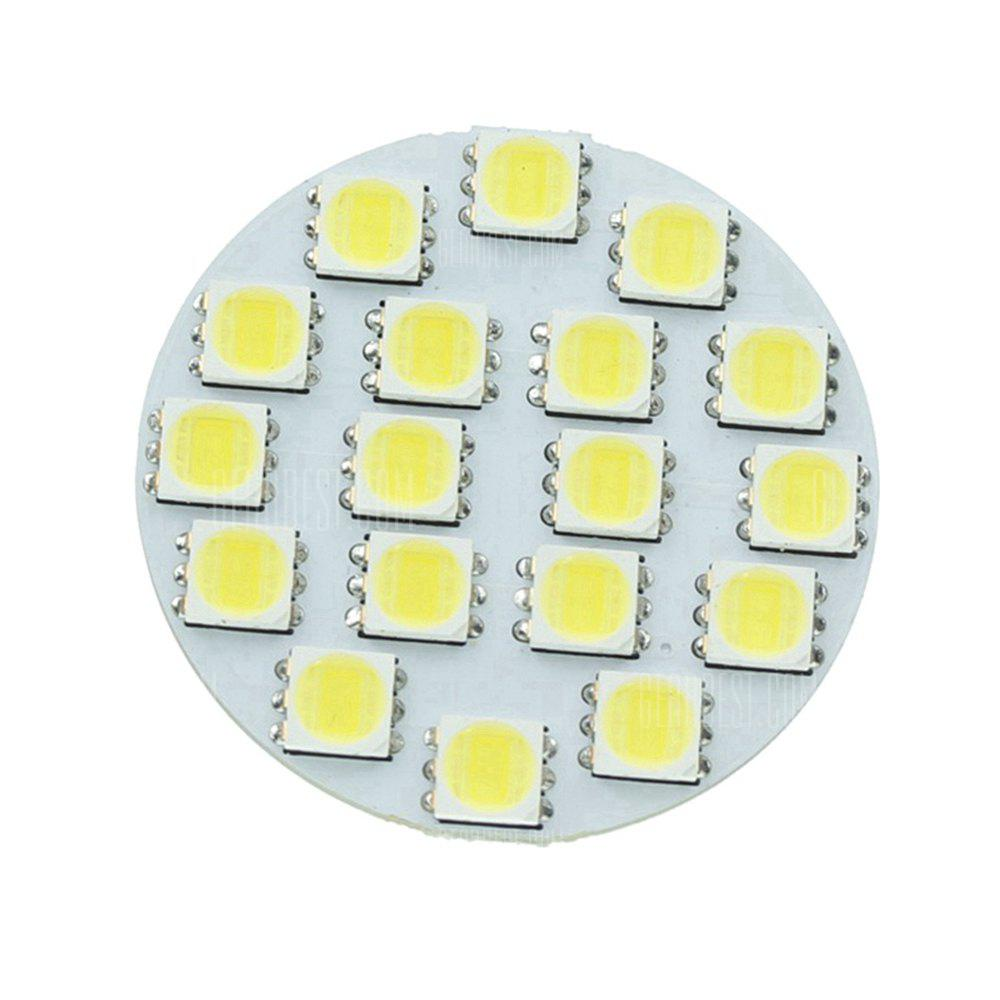 Sencart 18x5060 SMD LED G4 Reading Lamp Decorative Light AC/DC 12V