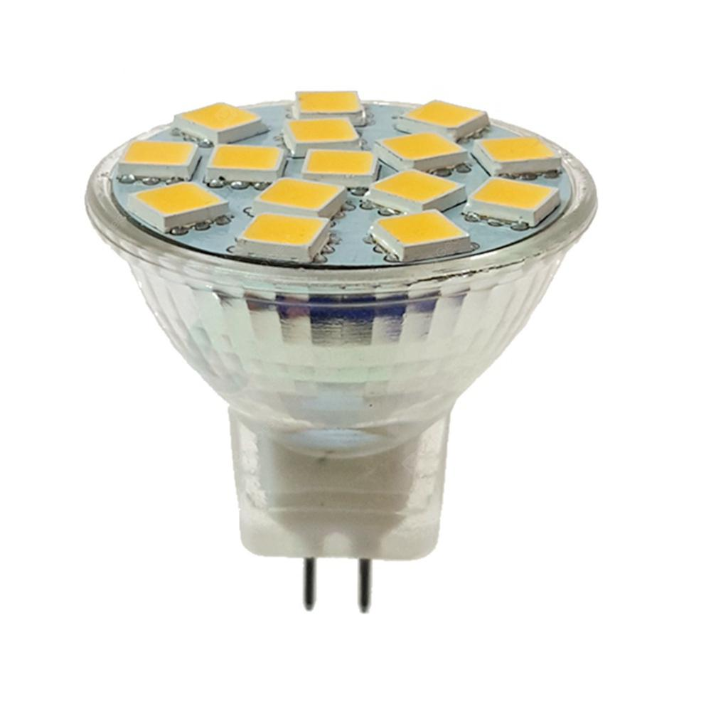 Sencart MR11 15x5060 LED Bulbs Decoration DC 12V