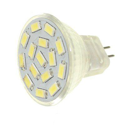 Sencart MR11 15x5630 LED Bulbs Decoration DC 12V