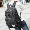 Aolida 6101-1 Large Capacity Camouflage Outdoor Backpack Laptop Bag - ASH GRAY