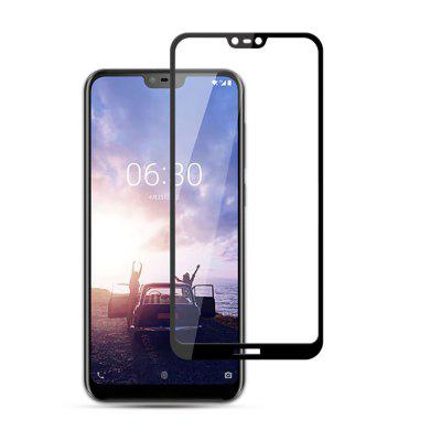 Tempered Glass 9H Full Screen Protector for Nokia X6 2018
