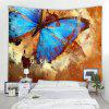 Butterfly Specimen 3D Printing Home Wall Hanging Tapestry for Decoration - MULTI-A