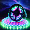 5M RGB Dream Magic Led Strip DC12V IP67 Waterproof Casing IC 5050SMD 150LED - MULTI