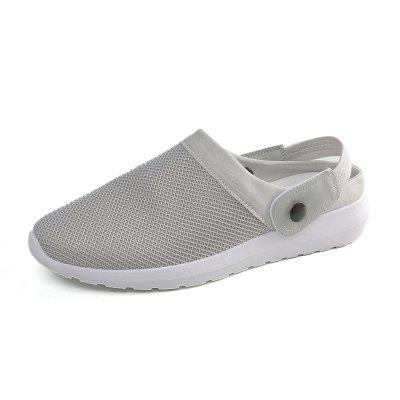Fashion Summer Breathable Light Fly-Knit Slippers