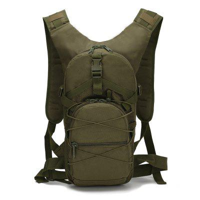 15L Ultralight Tactical 800D Oxford Military Hiking Backpack Outdoor