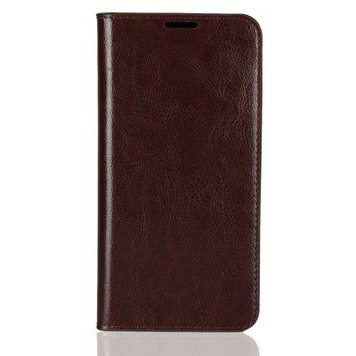Luxury Genuine Leather Wallet Case Cover for OnePlus 6