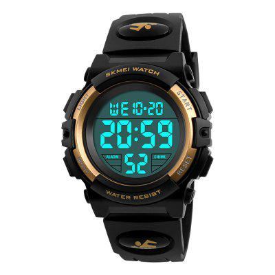 SKMEI New Sports Men Outdoor Fashion Digital Multifunction 50M Waterproof Watch