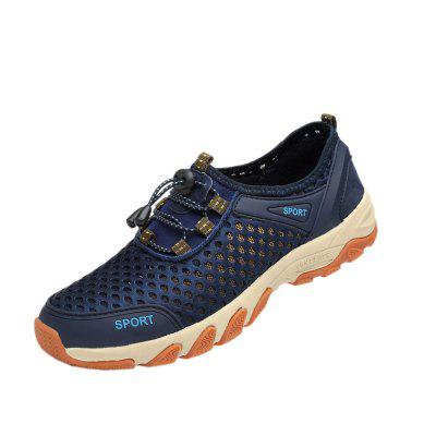 Men's Casual Summer Mesh Breathable Outdoor Sports Shoes