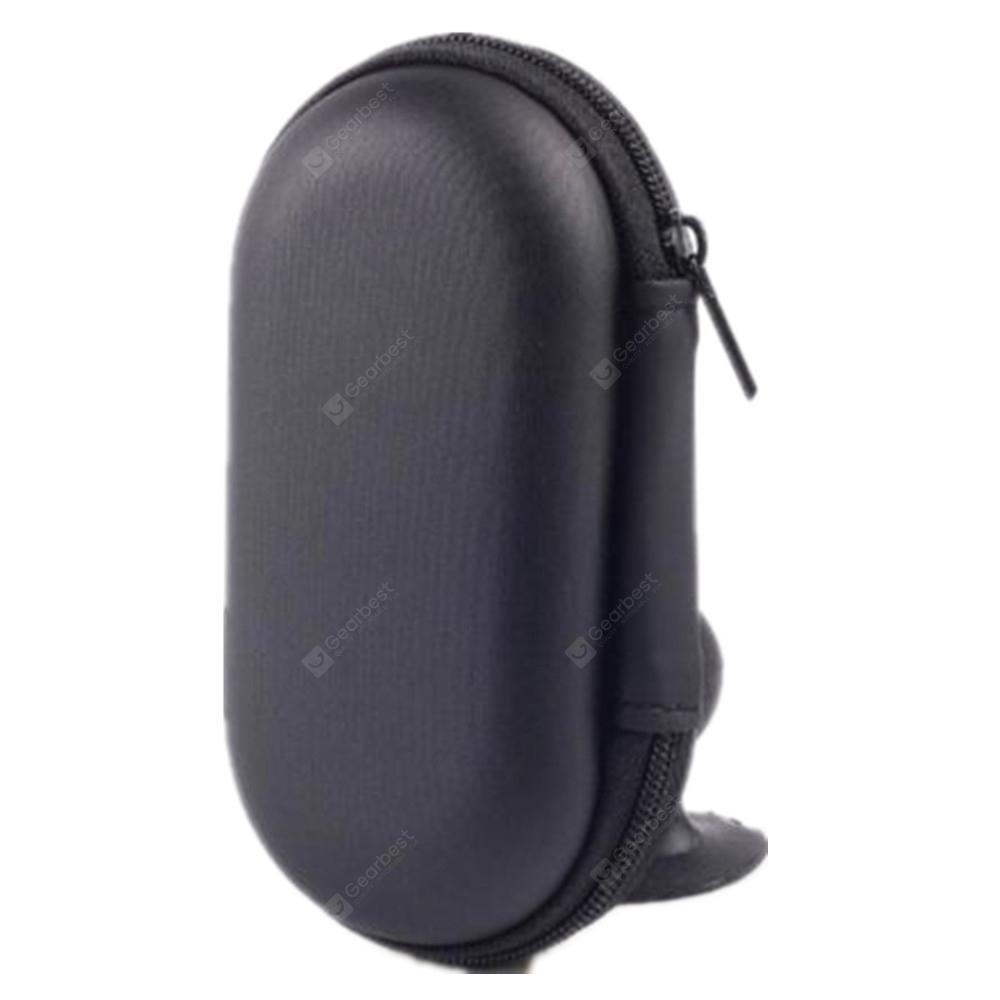 Portable Storage Bag Case for Earphone and Headphone