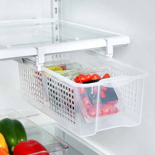 Design Refrigerator Pull Out Bin and Home Organizer