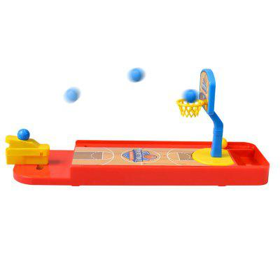 Desktop Mini Finger Basketball Shooting Game Educational Toy Parent-child