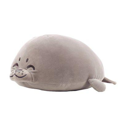 Plush Cute Seal Pillow Stuffed Cotton Soft Animal Toy 30cm Small Gift for Kids