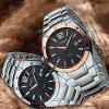 CURREN Men's Luxury Band Material Type Stainless Steel Quartz Military Watch - MULTI-A