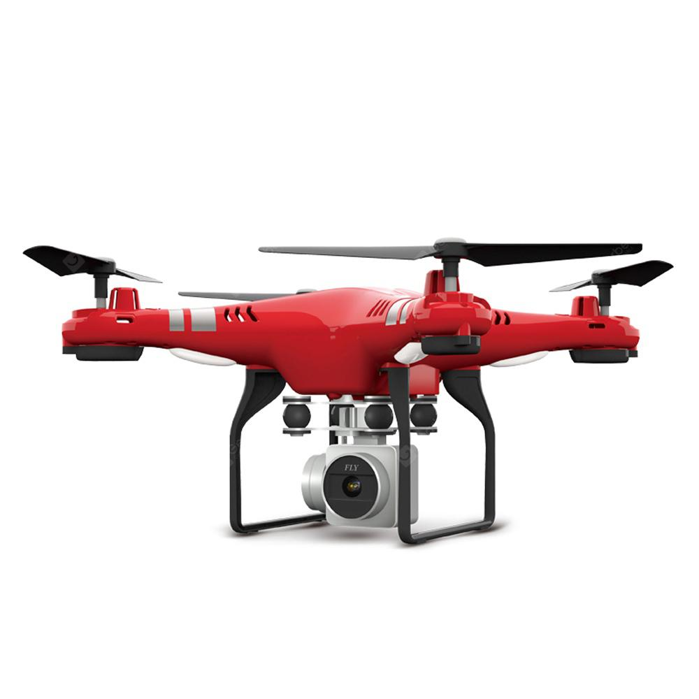 X52HD RC Drone RTF With 720P HD Camera One Key Auto Return Height Holding