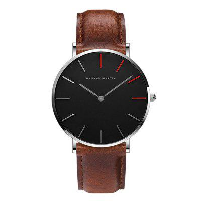 Fashion Brand Simple Unisex Waterproof Quartz Wrist Watch wishdoit watch men top brand luxury watches simple business style fashion quartz wrist watch mens stainless steel watch relogio