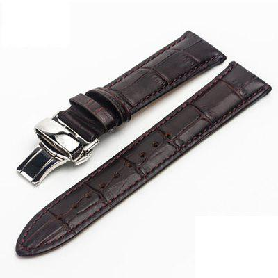 ROPS High Quality Leather Men Strap for Tissot/Watch Accessories