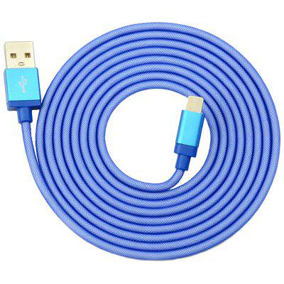 USB3.1 Fishing Network Cable for Android Type-C 2A Fast Charge Line