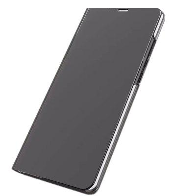 Фото Cover Case for SamsungGalaxy A6 2018 Mirror Flip Leather Clear View Window Smart luxury smart case