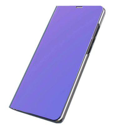 Cover Case for Xiaomi Note 3 Mirror Flip Leather Clear View Window Smart