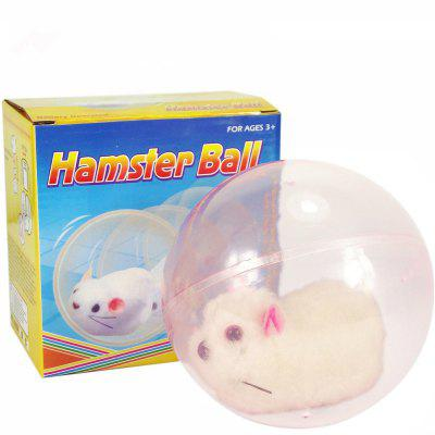 Rolling Mouse Toy Running Animal Funny Hamster Ball