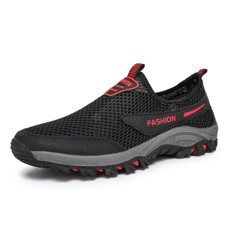 New Men's Climbing Anti-Skid Breathable Outdoor Sports Shoes