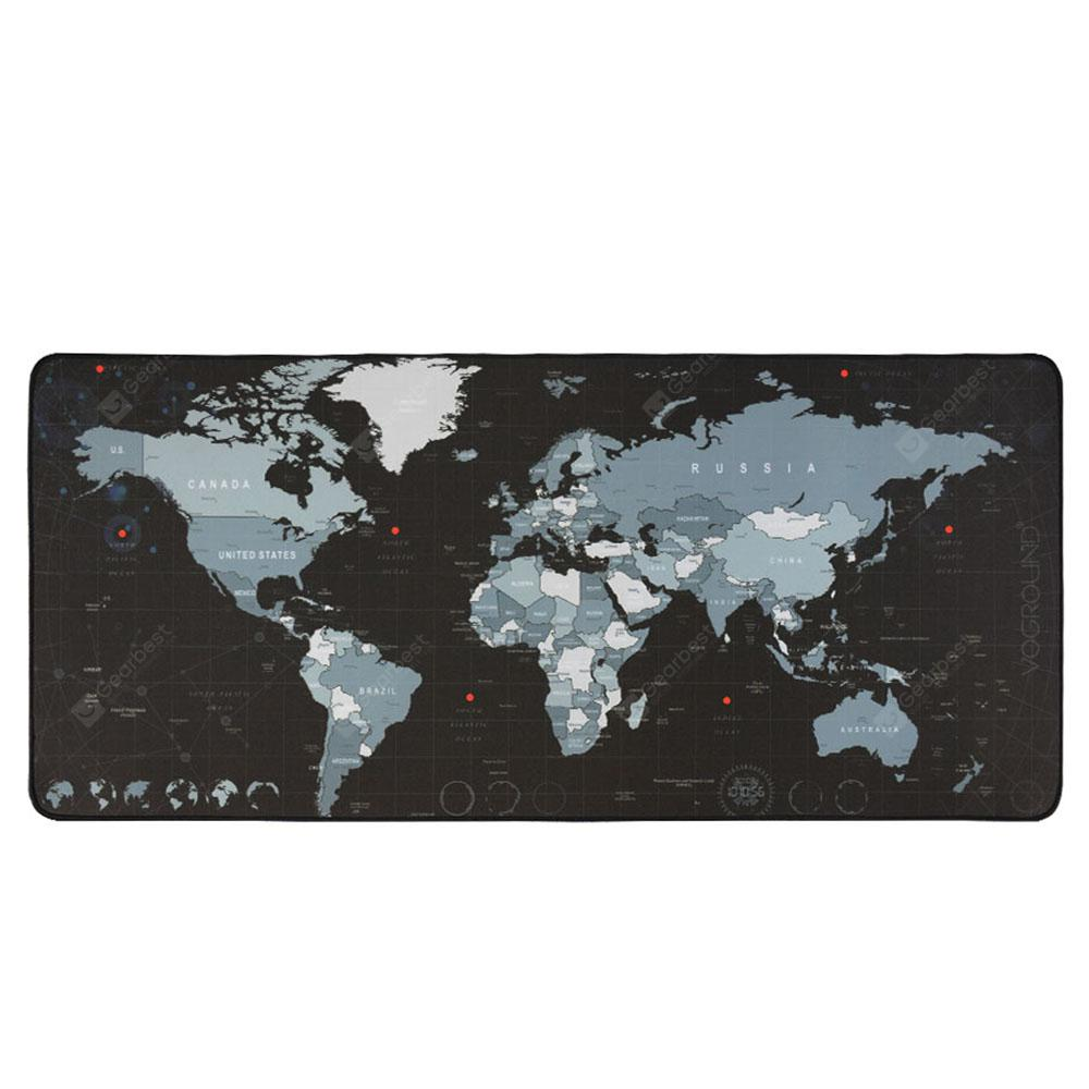 400 x 900mm world map mouse pad for macbook notbook computer 400 x 900mm world map mouse pad for macbook notbook computer gumiabroncs Choice Image