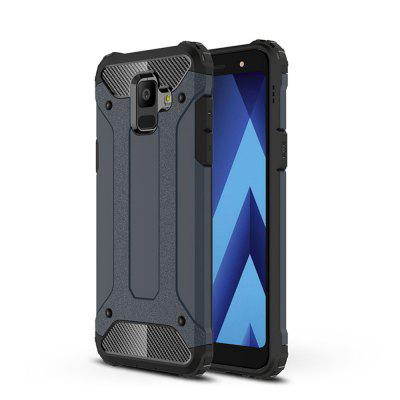 Case for Samsung A6 2018 Shockproof Rugged Hybrid Armor Back Cover for samsung galaxy tab a a6 7 0 t280 t285 tablet case shockproof hard case military heavy duty silicone rugged stand cover