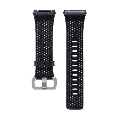 For Fitbit Ionic Smart Watch Band Genuine Leather Replacement Strap Wristband new 2017 stainless steel watch band wrist strap for fitbit alta smart watch high quality 0428