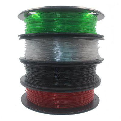 CCTREE 3D Printer PETG Filament 200G 4Colors For CR10S ANET TEVO Printer