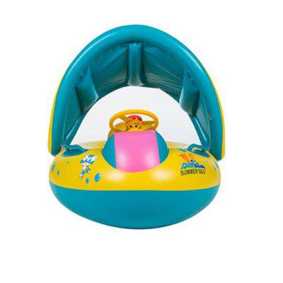 Children  Circle Infant Swimming Boat