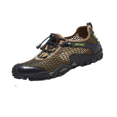 Men's Outdoor Casual Mesh Breathable Sports Shoes