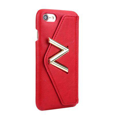 For iPhone 8 / 7 Solid Color Mobile Phone Case