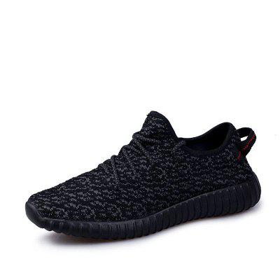 New Men's Breathable Fly-Woven Running Shoes hot new ultra light breathable children shoes boys and girls sports shoes running shoes outdoor walking shoes fly woven coconut