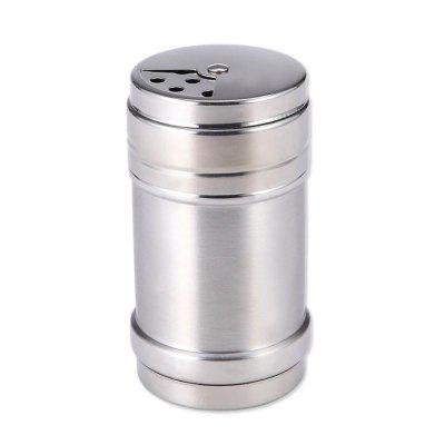 Stainless Steel Barbecue Sauce Spice Jar Seasoning Box Condiment Bottles