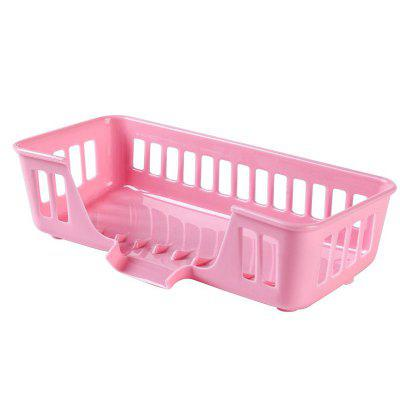Sponge Holder For Kitchen Drain Storage Basket