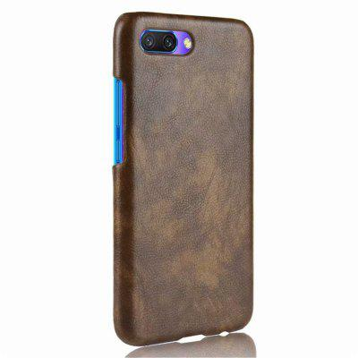 Cover Case for Huawei Honor 10 New Litchi Leather Skin Luxury PC Hard