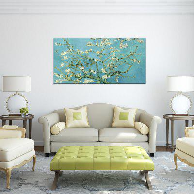 W366 Branch and Flower Unframed Art Wall Canvas Prints for Home Decorations wall art sunset pyramids printed unframed canvas paintings