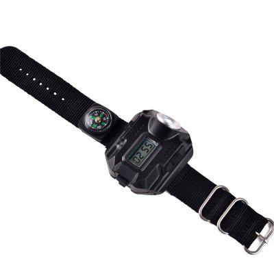 USB Strong Light Multifunctional Led Watch Emergency Hand Lamp