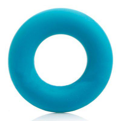 7CM Diameter Strength Hand Grip Ring Muscle Power Training Rubber 1PC