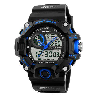 SKMEI Shock Men Sports LED Digital Watch Fashion Brand Outdoor Watches