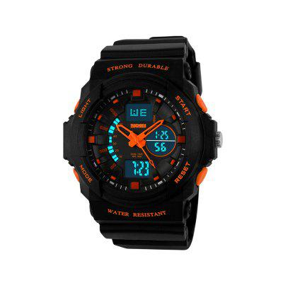 SKMEI Shock Resistant Waterproof Outdoor Sport Multifunction Fashion Watches