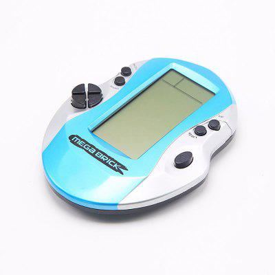 3 Inch Childhood Tetris Handheld Game Players Game Console LCD Electronic Games free shipping 2017 arcade game console double player arcade game machine 645 680 815in 1 games board household cocktail