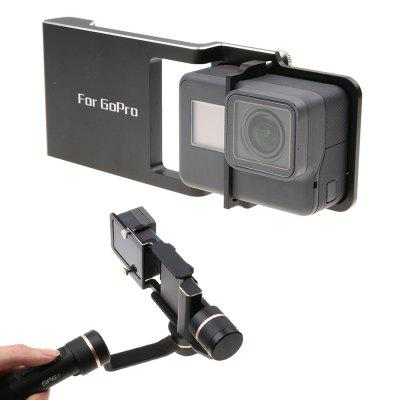 Aluminum-Alloy Switch Adapter For DJI Osmo Mobile ZhiYun Gimbal Stabiliser GoPro SJCAM Xiaomi Yi