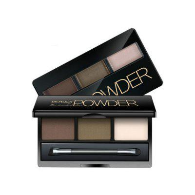 Eyebrow Color with Natural Three-Dimensional Waterproofing Make Up
