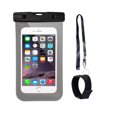 Waterproof Phone Pouch Universal Underwater Smartphone Cover Case